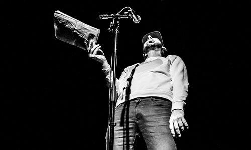 Frankenstein Best Of Poetry Slam